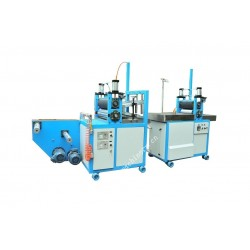 PVC Beat-shrinkable Tubing Flat Blowing Machine for thin film