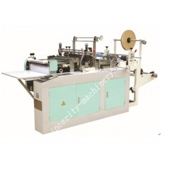 side sealing bag making machine for pencile bags